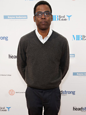 It's Official! Chris Rock to Host 2016 Oscars