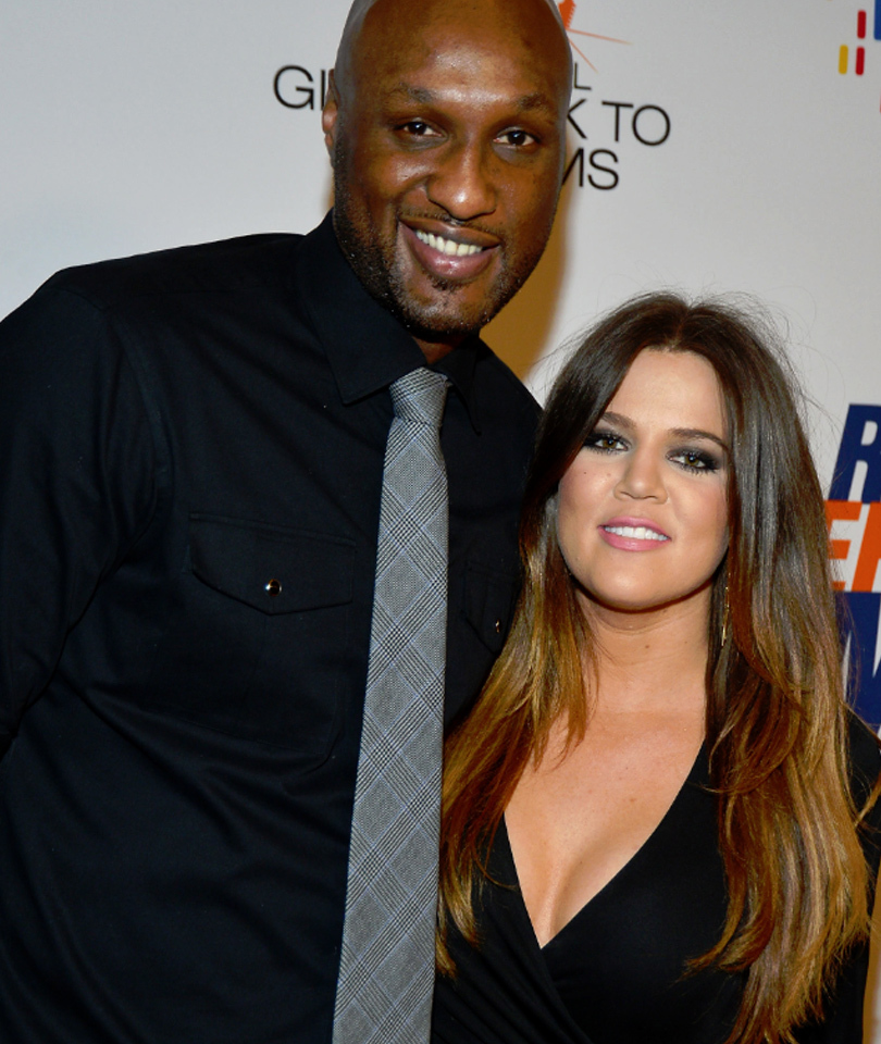 Lamar Odom Confessed Love For Khloe Kardashian Just Days Before Health Issues