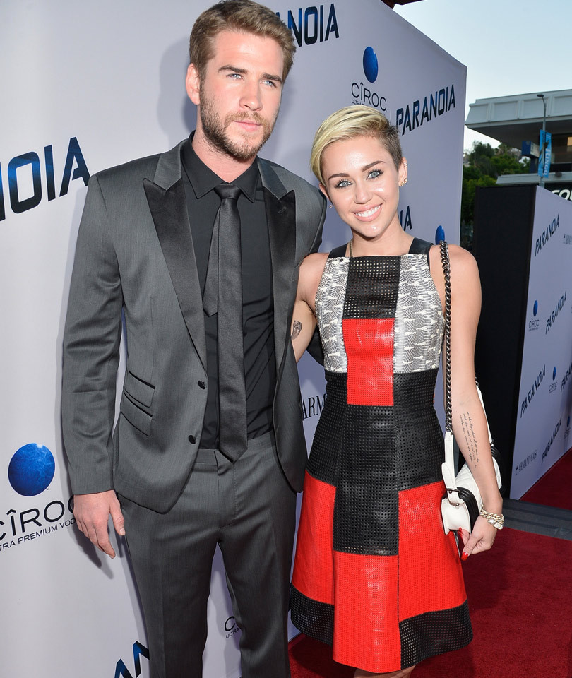 Liam hemsworth on miley cyrus quot i guess some people just come with a