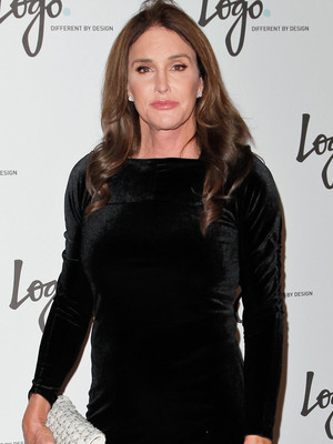 Caitlyn Jenner Steals Oprah Winfrey's Style in Black Velvet -- Who Wore It Better?!