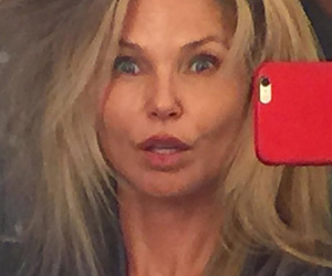 Christie Brinkley, 61, Posts Makeup-Free Selfie -- See Her Barefaced Look