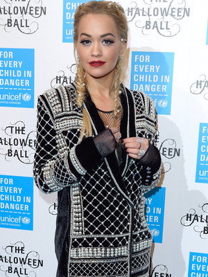 Rita Ora Steals Kendall Jenner's Style in Balmain x H&M -- Who Wore It Better?!