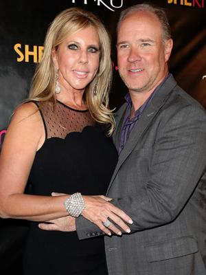 Vicki Gunvalson Says She Doesn't Think Ex-Boyfriend Brooks Ayers Has Cancer!