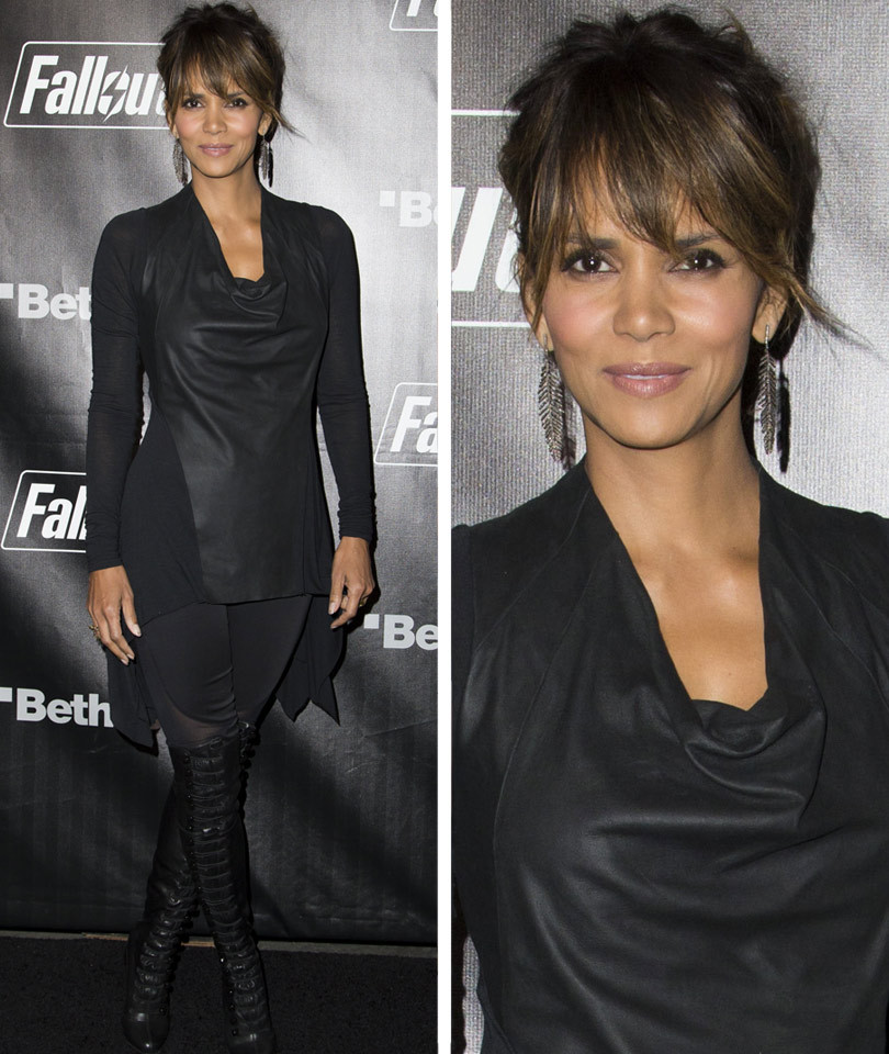 "Halle Berry Does First Interview Since Filing For Divorce From Olivier Martinez: ""I'm Doing Okay"""