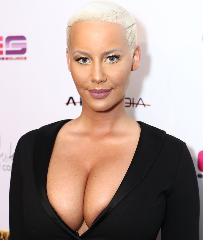 """Amber Rose Says Women Should Use Their """"Seductive Skills"""" to """"Get Money From Our Significant Others"""""""