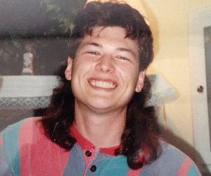 Blake Shelton Sports One Magnificent Mullet In Amazingly Awkward Yearbook Pics