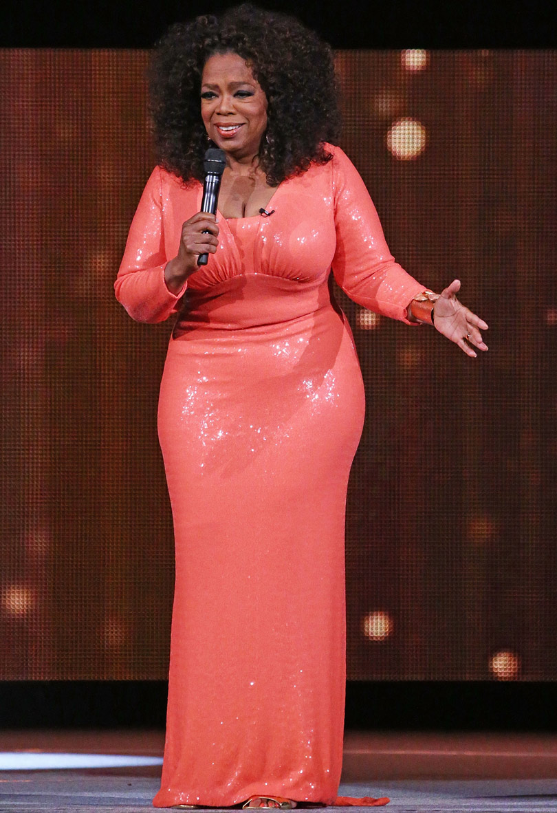 What diets has Oprah been on?