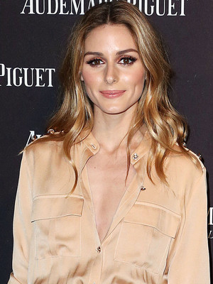Olivia Palermo and Gigi Hadid Sport Same Silk Slip Dress -- Who Wore It Better?!