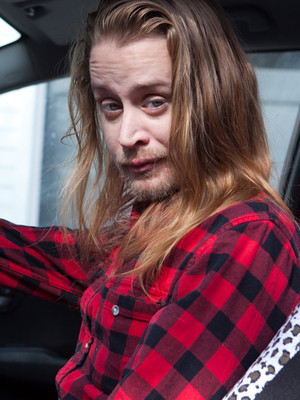 "Macaulay Culkin Stars In NSFW Sequel to ""Home Alone"" -- Wait'll You See Him Now!"