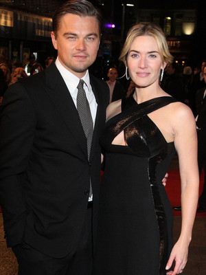 """Kate Winslet Is Rooting For Leonardo DiCaprio to Take Home an Oscar: """"It Would Be Amazing"""""""