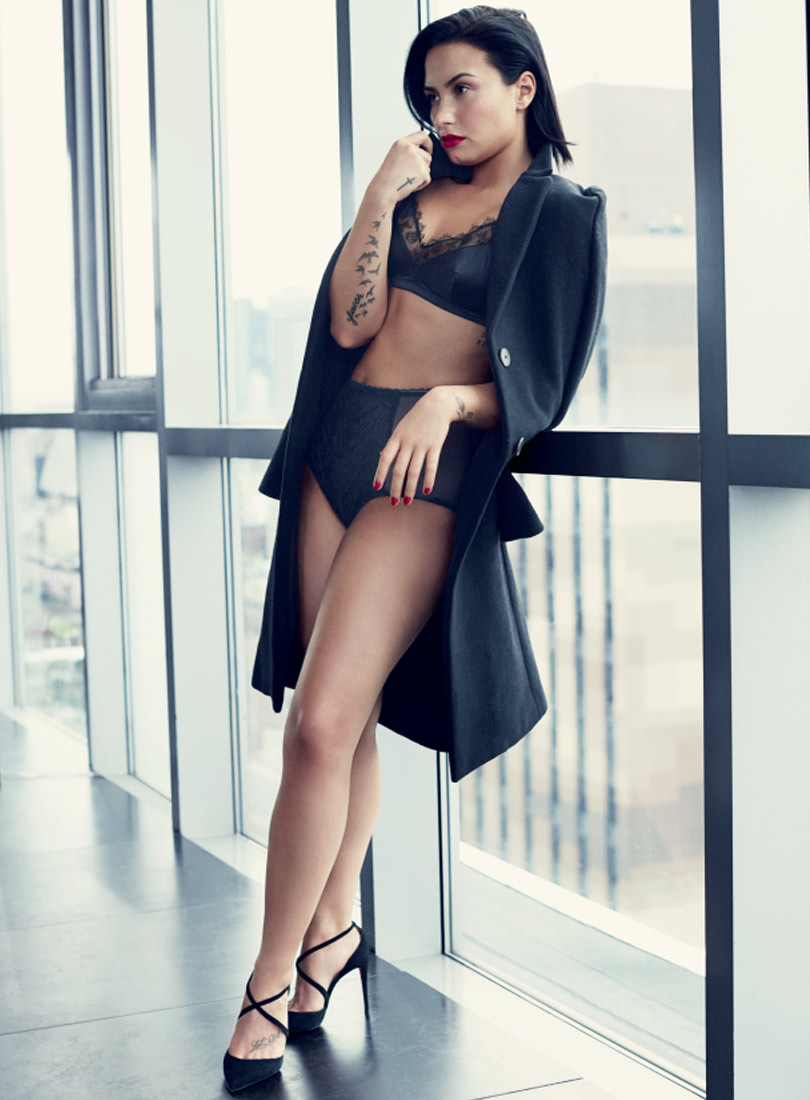 Lovato leans on her friends and family for support, and her boyfriend ...: http://toofab.com/2016/01/19/demi-lovato-allure-magazine-photos/