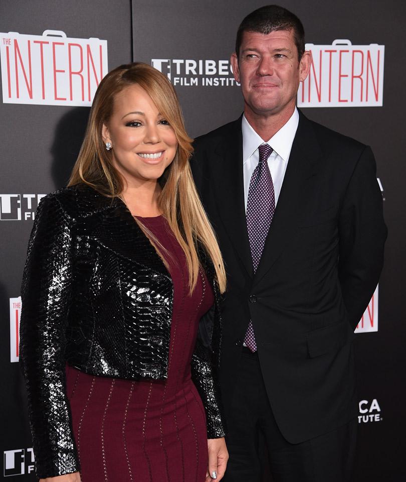 Mariah Careys Engaged To Billionaire Boyfriend James
