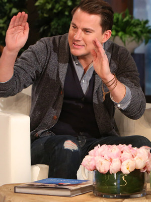 Channing Tatum Reveals What It Was REALLY Like to Work With Beyonce