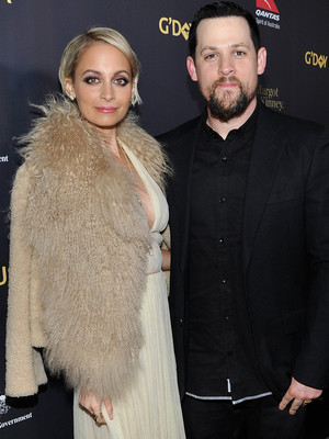 Nicole Richie and Joel Madden Make Rare Red Carpet Appearance at G'Day Gala