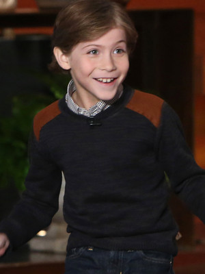 """Jacob Tremblay Says His Father Is Now Known as """"Hot Dad"""" at Home"""