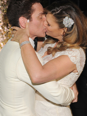 Daisy Fuentes & Richard Marx Had SECOND Wedding -- These Photos Are GORGEOUS!