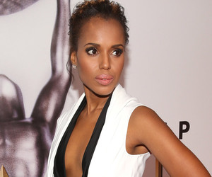 Kerry Washington Wows in White at NAACP Image Awards