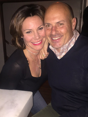"LuAnn de Lesseps Is Engaged to ""Soulmate"" Thomas D'Agostino Jr. -- See the Ring!"