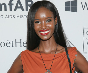 """America's Next Top Model"" Star Fatima Siad Just Landed a HUGE Campaign -- See the Pic!"