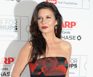 Catherine Zeta Jones Looks Flawless at the 15th Annual Movies For Grownups Awards