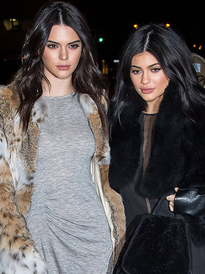 Kendall and Kylie Jenner Stun at Launch of Their New Clothing Collection In NYC -- Who Showed to Support?