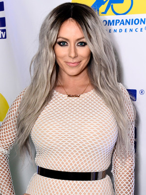 "Aubrey O'Day Opens Up About Relationship With Pauly D: ""We Connect In A Really Interesting Way"""
