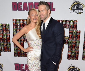 Blake Lively & Ryan Reynolds Hit First Red Carpet Together Since Having Baby