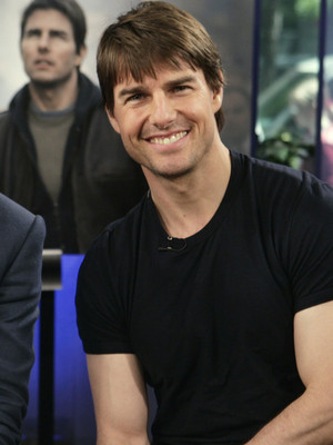 Matt Lauer Brings Up His Infamous Tom Cruise Interview While Talking to Katie Holmes