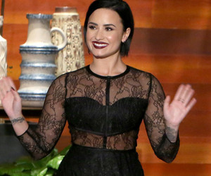 Demi Lovato Credits the Kardashians For Helping Her Love Her Curves -- Plus, Is She Engaged to Wilmer?!