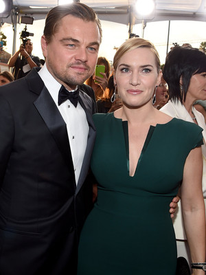 "Kate Winslet Says She Won't Boycott Oscars Because Of ""Closest Friend In The World""…"