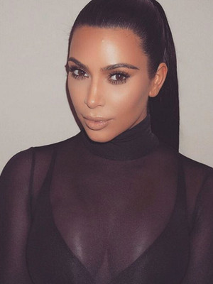 "Kim Kardashian Says She ""Gets No Sleep"" Now That She Has Two Kids"