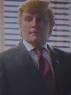 You've Gotta See Johnny Depp's Spot-On Impression of Donald Trump in the Funny or Die Parody