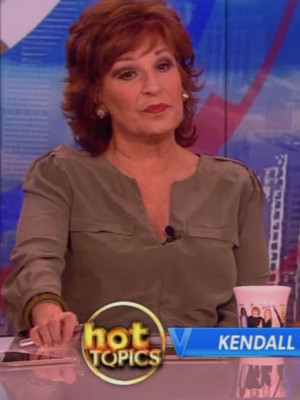 """This Is Why the Terrorists Hate Us"" -- The Women of ""The View"" Go Off on Kardashians!"