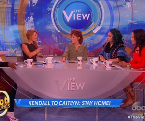 The View Takes on The Kardashians