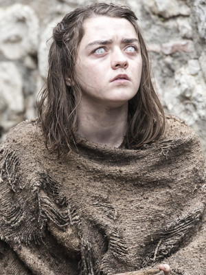 "See Arya, Dany & Bran (Standing!) In Season 6 Sneak Peek Pics from ""Game of Thrones"""