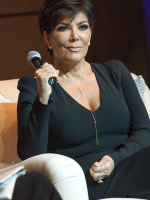 "Kris Jenner Cusses Out Kim Kardashian Over Her ""Big Mouth"" and Caitlyn Jenner"