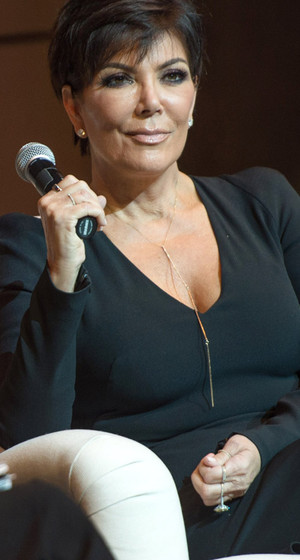 """Kris Jenner Cusses Out Kim Kardashian Over Her """"Big Mouth"""" and Caitlyn Jenner"""