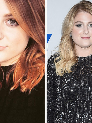 Meghan Trainor: Better Blonde?
