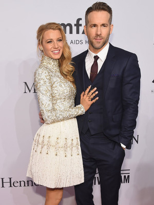 Blake Lively, Ryan Reynolds & More Stars Stun at amfAR Gala In NYC!