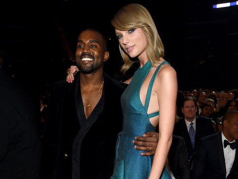 """Did Kanye West Just Slam Taylor Swift on New Album? Raps """"I Made That Bitch Famous"""""""