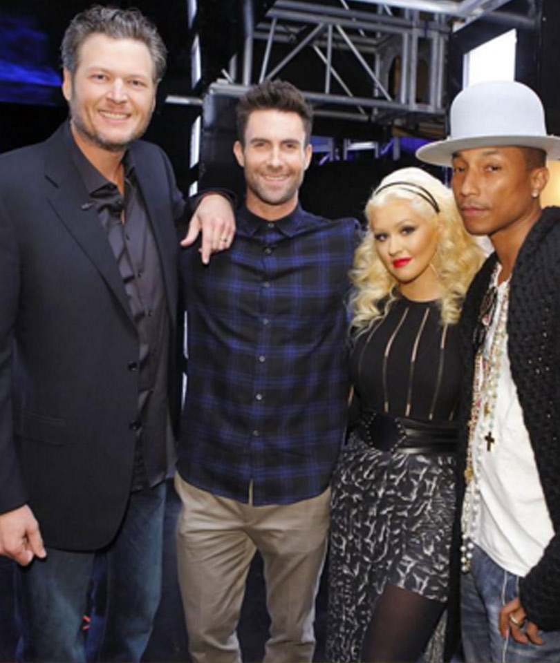 how to get on the show the voice