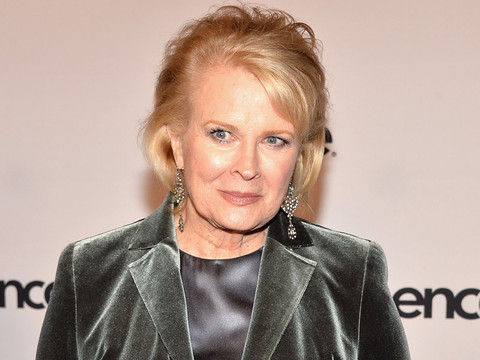 Candice Bergen Dishes on Her Blind Date in the '60s ... with Donald Trump!