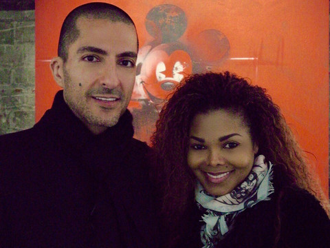 "Janet Jackson Resurfaces with Her ""Sweetie"" Following Mystery Illness"