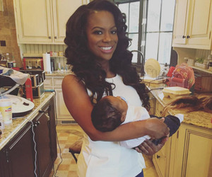 "Kandi Burruss Credits Breastfeeding for Her Slim Post-Baby Bod: ""I'm Smaller Now Than I Was Before Getting Preggers"""