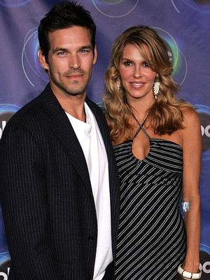 Brandi Glanville: Dean Sheremet and I Flirted with Each Other While Married to Eddie…