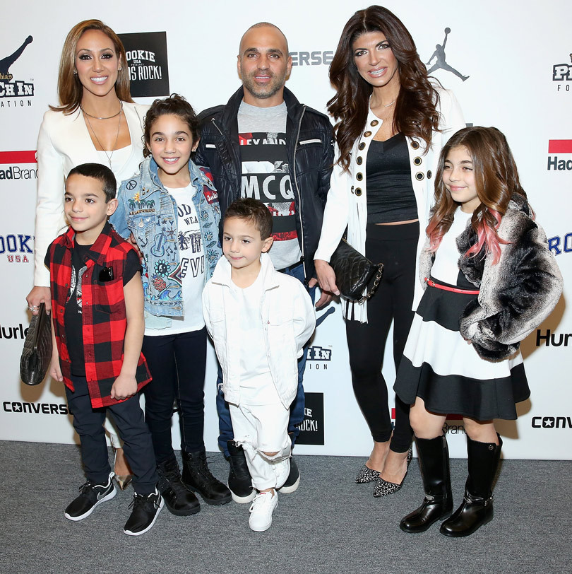 """""""Real Housewives"""" & Their Kids Take Over NYFW: Melissa ... Blues Clues Steve Jail"""