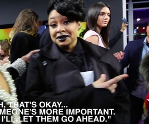 Watch Raven-Symone Get Dissed for Kendall Jenner