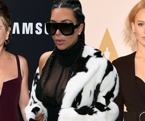 Kim Kardashian's Wild Fur Faux Pas -- Plus, More Best & Worst Dressed Stars!