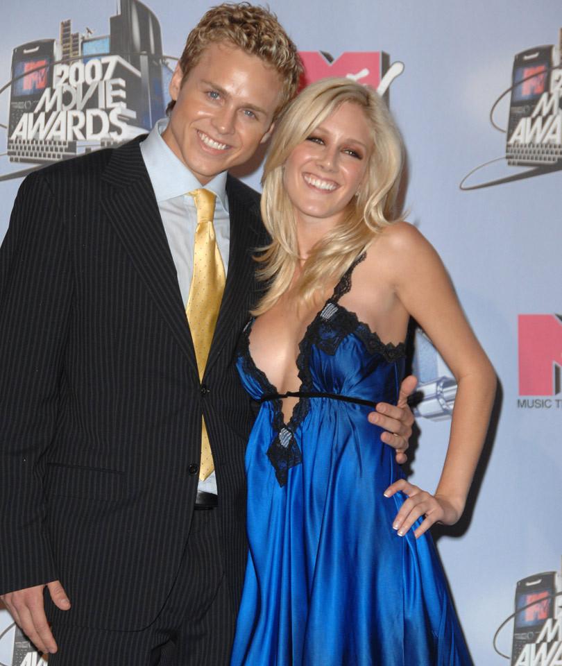 Heidi Montag And Spencer Pratt Spencer Pratt &...