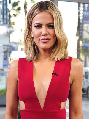 Khloe Kardashian Sports Same Red Jumpsuit as Diane Kruger -- Who Wore It Better?!